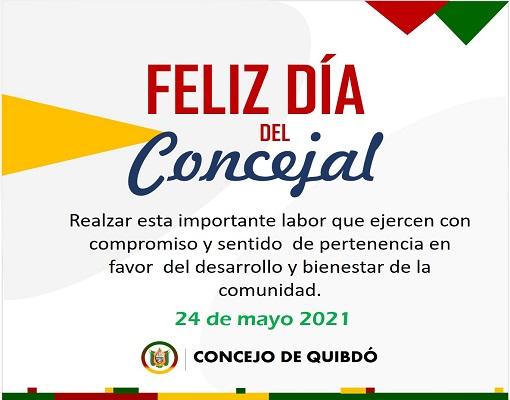 Feliz Dia del Concejal